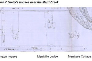 Merriville Lodge at 217 Holden Street (and 262 Barkly Street)