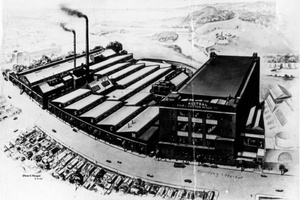 Austral Silk and Cotton Mill