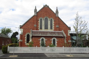 St Michael's Anglican Church, Corner of McIlwraith and Macpherson Streets, Princes Hill
