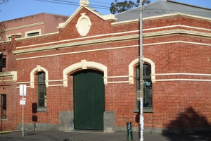 Tram Sheds and Cable Winding House, Rathdowne Street,  North Carlton