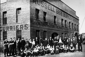 Russel Bros. Tannery